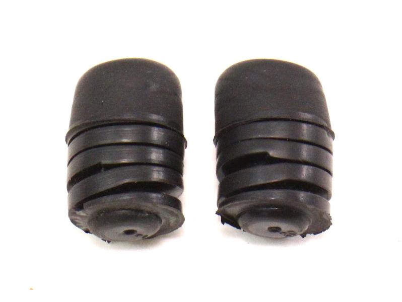Trunk Rubber Bump Stop Adjusters 93-99 Vw Cabrio Mk3