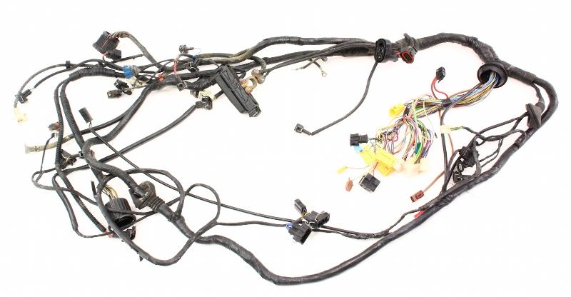 cp040088 20 aba engine swap bay wiring harness obd1 93 95 vw jetta golf gti mk1 mk2 mk3 carparts4sale, inc products  at gsmportal.co