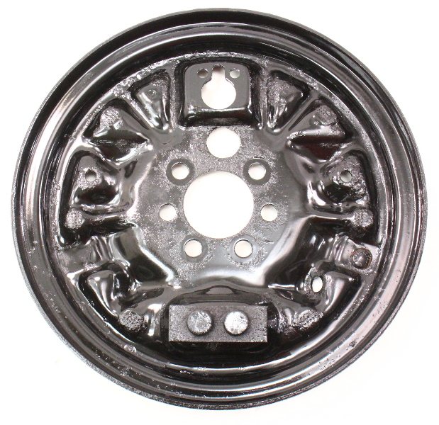 Rh Rear Drum Brake Backing Plate 93