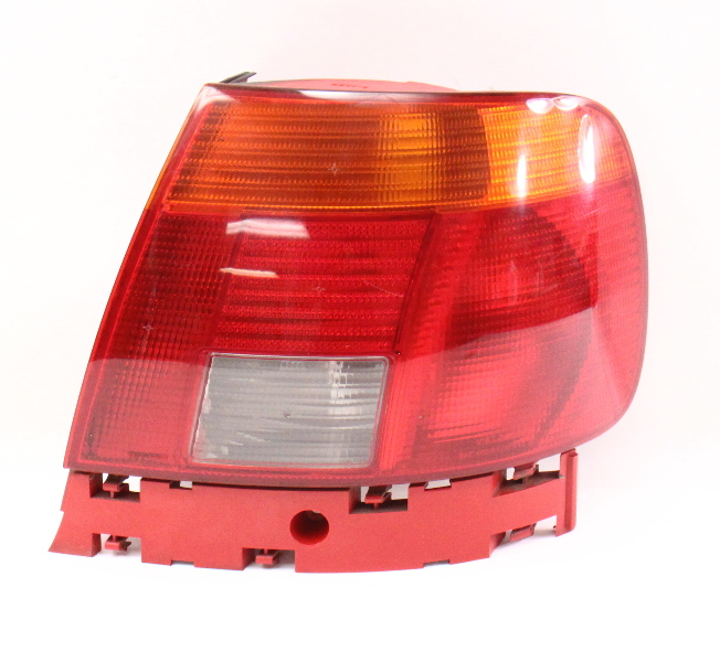 Rh Tail Light Taillight Lamp 98 99 Audi A4 B5 Sedan Genuine