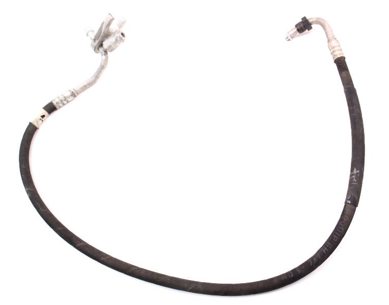 AC Line Hose 95-97 VW Passat B4 VR6 - Drier To Firewall - Genuine