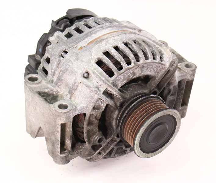 Volkswagen Beetle Under 4000: 140 Amp Alternator Bosch 08-14 VW Jetta Golf MK6 Eos