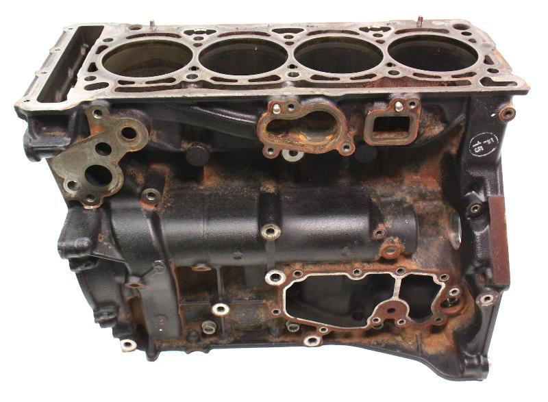 Bare Cylinder Block Vw Jetta Gti Audi A3 Passat Eos 2 0t