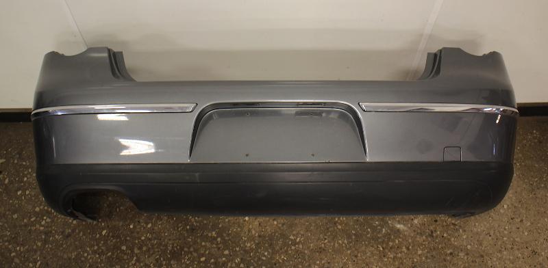 Genuine Rear Bumper Cover 06 10 Vw Passat Sedan B6 La7t