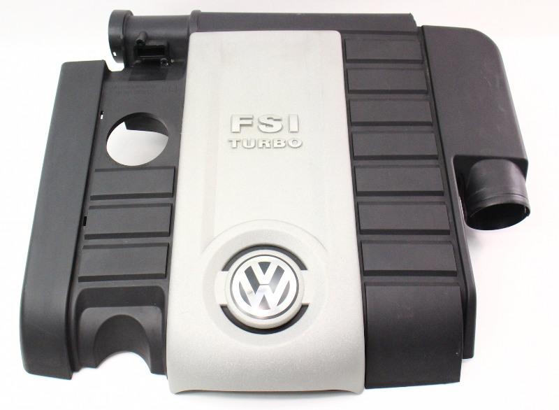 Engine Cover Air Intake Cleaner 06 08 Vw Jetta Gti Mk5 Eos