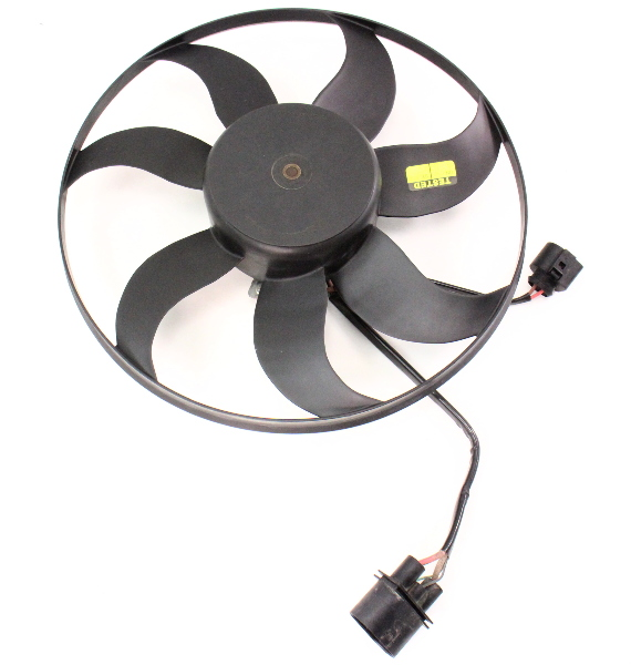 Lh 360mm Electric Cooling Fan Motor Vw Jetta Golf Gti Mk5