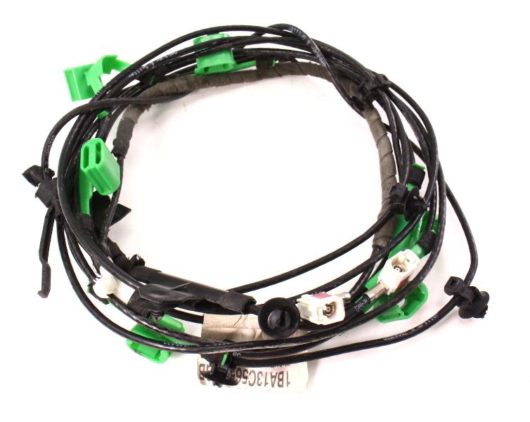 Radio Antenna Wiring Harness 06 10 Vw Passat B6 Genuine