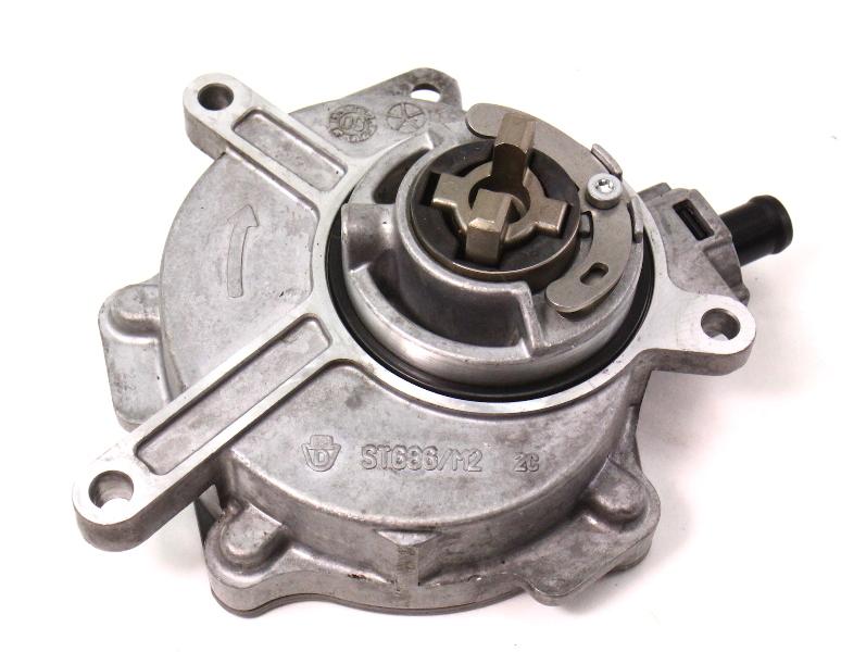 Brake Vacuum Pump Vw Jetta Gti Audi A3 A4 Tt Passat 2 0t