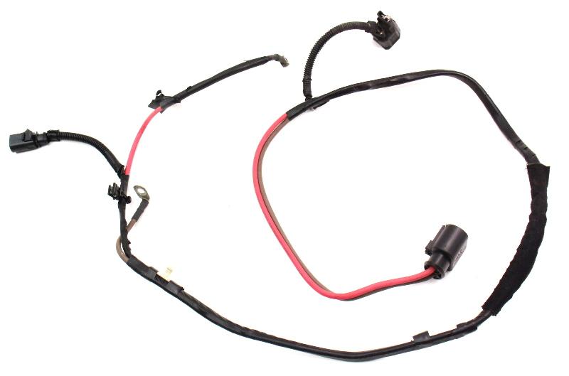 Power Steering Rack Motor Wiring Harness Plugs Vw Jetta