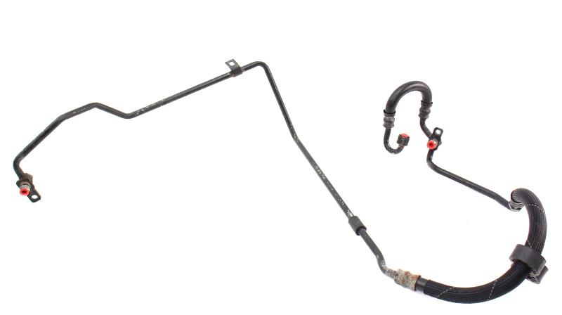 Transmission Cooler Line 04-06 Vw Phaeton V8