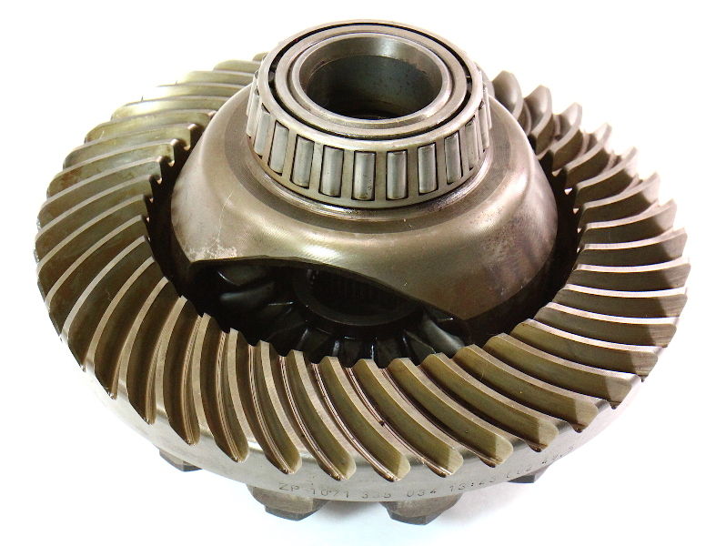 Differential Gear 04 06 Vw Phaeton 4 2 V8 Gvh Genuine