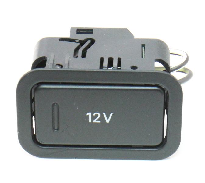 12v Trunk Power Lighter Outlet 04-06 Vw Phaeton