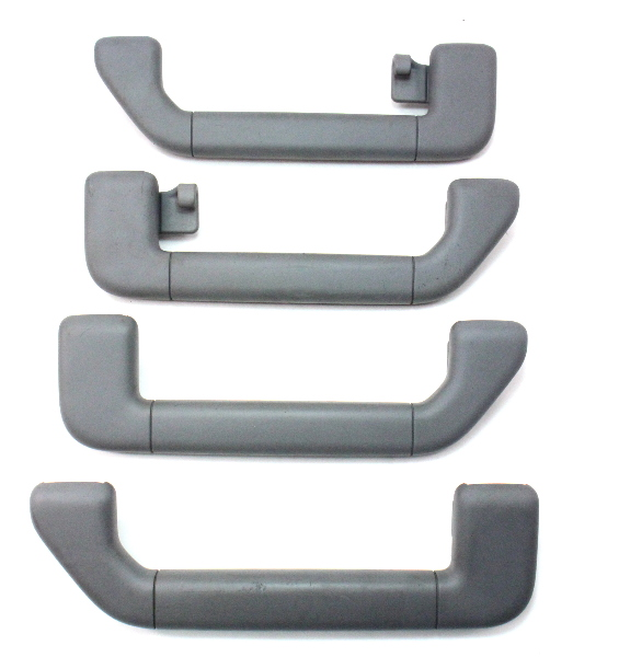 Ceiling Roof Interior Grab Pull Handle Grey Set 04-06 VW