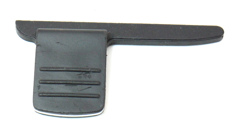 lh rear quarter door panel sun shade curtain clip 04