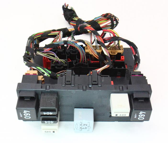 Cecm - Central Electronics Module 06-07 Vw Gti Mk5