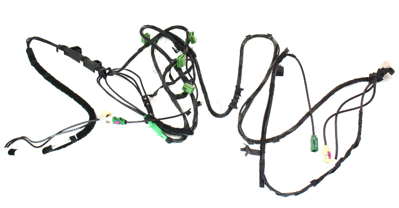 roof antenna sat radio wiring harness vw 06-09 rabbit gti mk5
