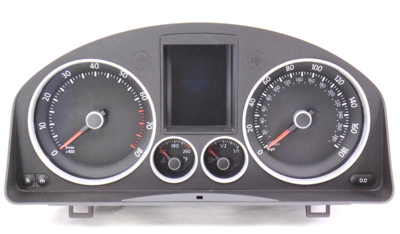 Gauge Cluster 2006 VW Jetta GTI MK5 2.0T Speedometer 180MPH - 1K6 920 972 E