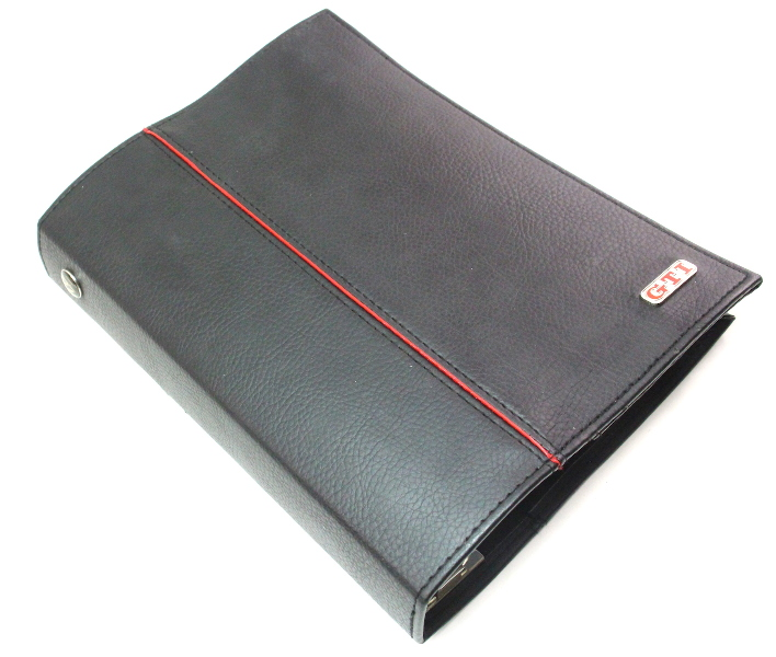 Owners Manual Book Cover 06-09 VW GTI MK5 - Genuine