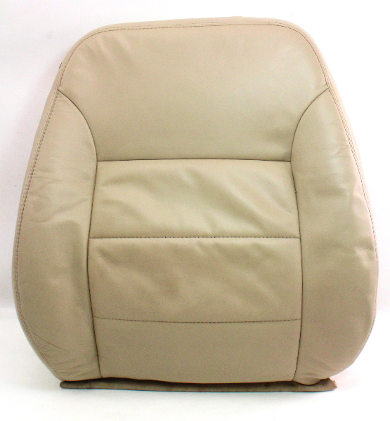 Cp Rh Front Seat Back Rest Cover Foam Vw Jetta Golf Mk Beige Leather on 2004 Vw R32 Fuse Diagram