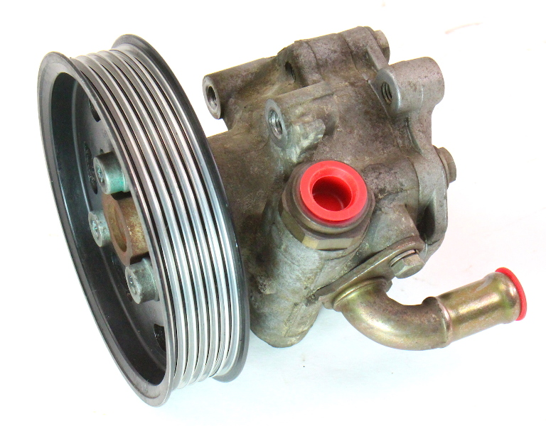 Power Steering Pump Amp Pulley Vw Jetta Golf Mk4 Beetle 1