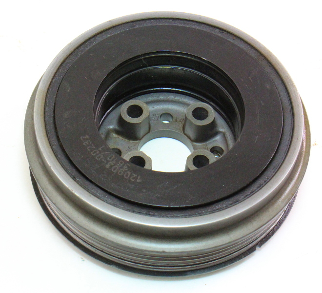 Crank Shaft Pulley Harmonic 04 05 VW Jetta Golf MK4 TDI
