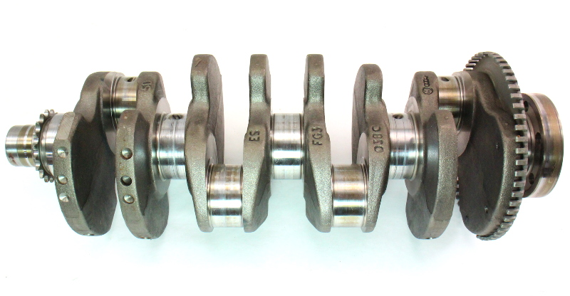 Crankshaft 04 05 VW Jetta Golf MK4 Beetle 1 9 TDI BEW