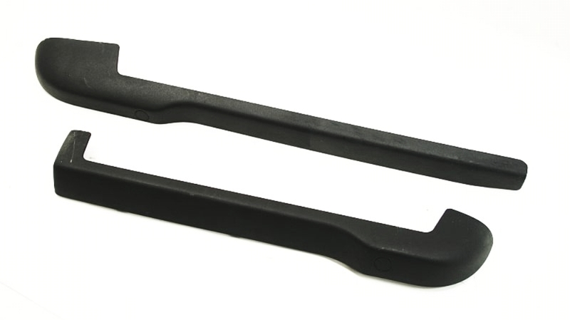 Lh Front Seat Track Trim Covers 99