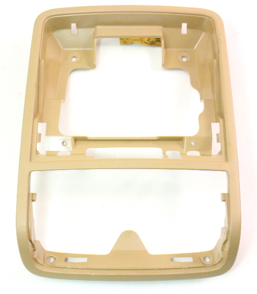 Front Dome Map Light Sunroof Switch Surround Trim 05-10 VW