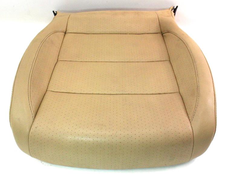 Front Seat Cushion 05 10 Vw Jetta Rabbit Mk5 Beige