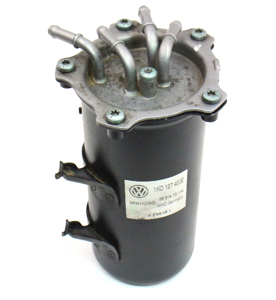 Tdi Fuel Filter Housing Mount 05 07 Vw Jetta Mk5 1 9 Tdi