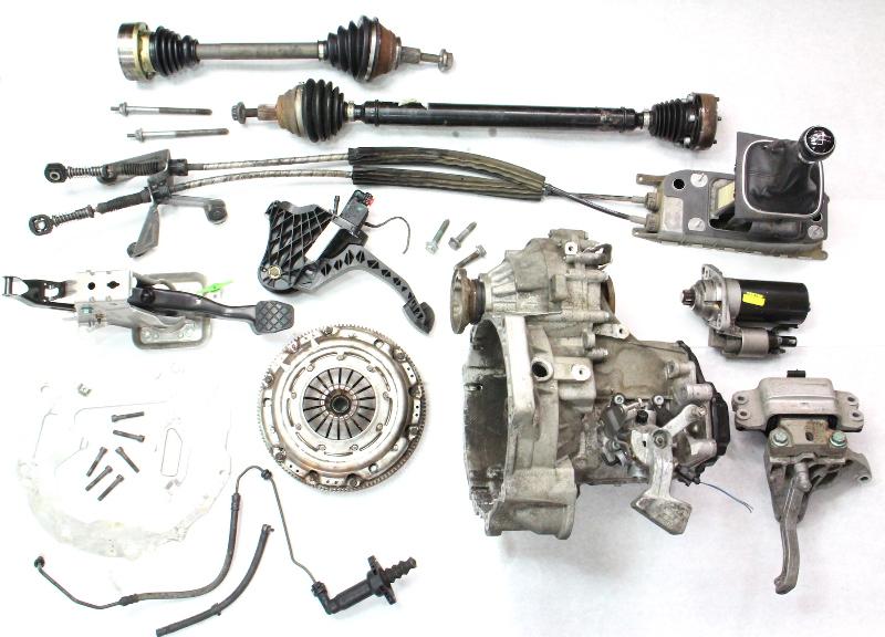 Tdi Manual Transmission Swap Parts Kit 05 07 Vw Jetta Mk5
