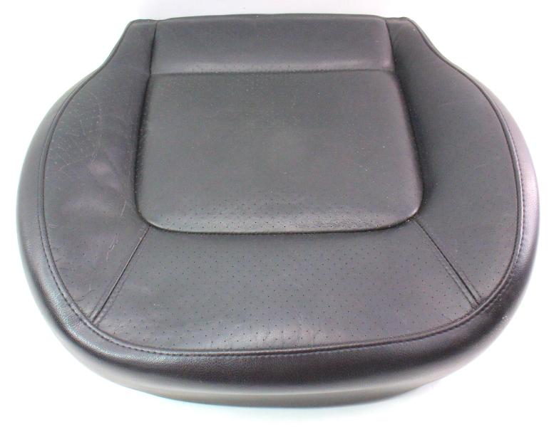 Front Seat Cushion Amp Foam 98 05 Vw Beetle Black Leather