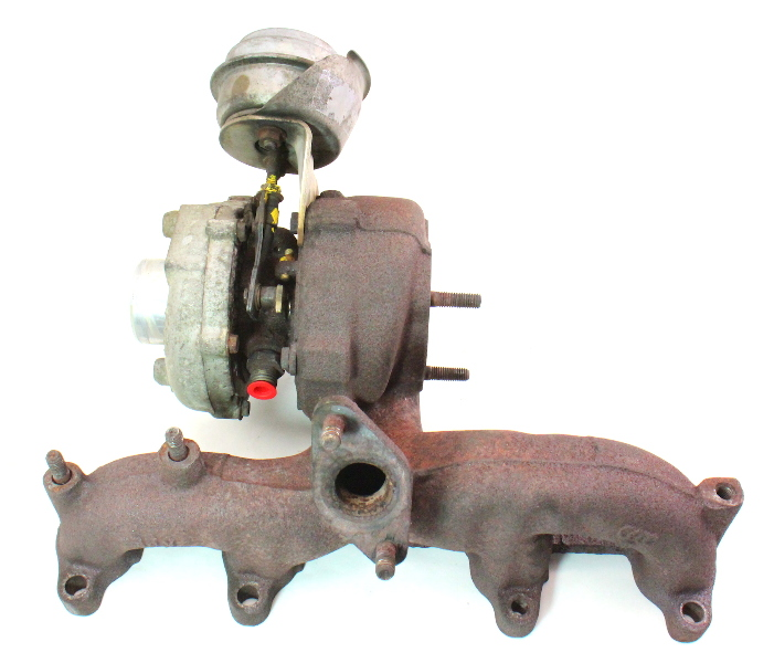 1 9 Tdi Alh Turbocharger 01 04 Vw Jetta Golf Mk4 Beetle