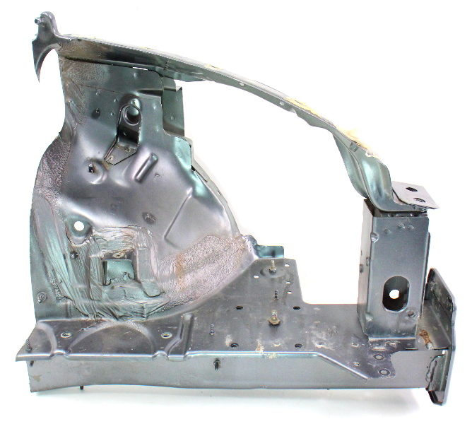 Lh Upper Amp Lower Frame Rail Section End 98 05 Vw Beetle