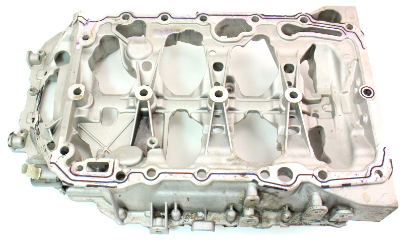 Upper Engine Oil Pan 14 16 Vw Jetta Passat Beetle 1 8t