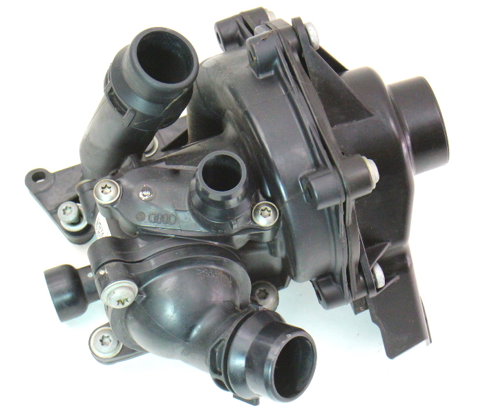 Water Pump Thermostat Housing 15