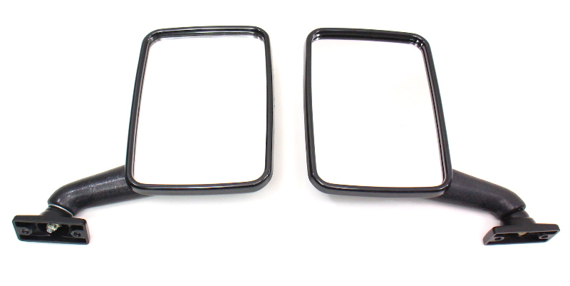Side View Door Mirror Set 80 91 Vw Vanagon T3 Transporter