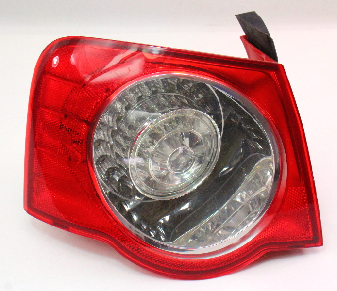 Lh Outer Tail Light Lamp 06 08 Vw Passat B6 Genuine
