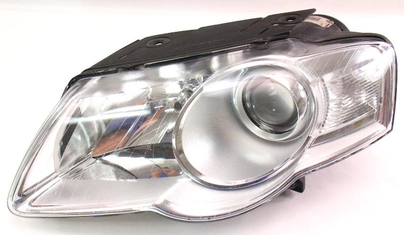 Cp Lh Headlight Head Light Lamp Vw Passat B Halogen Valeo C P