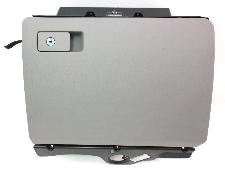 Glove Box Glovebox Compartment 06 10 Vw Passat B6 Grey