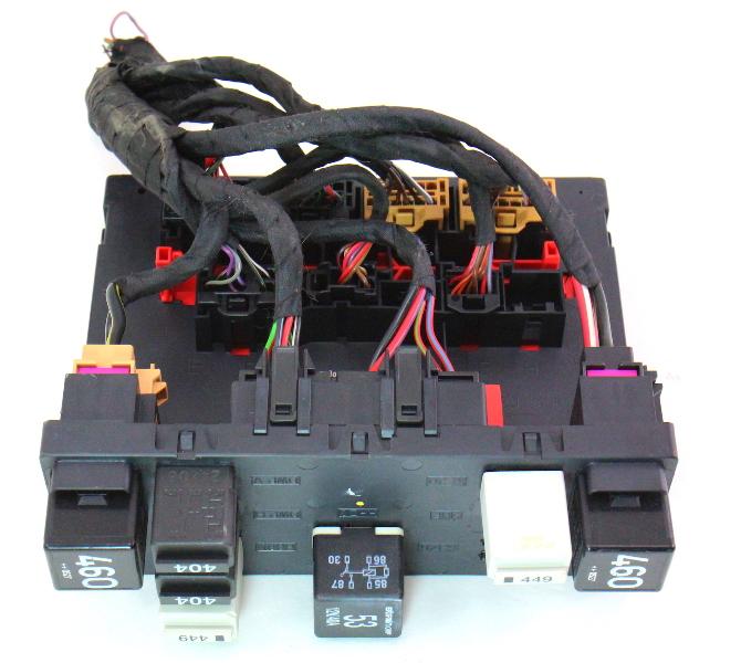 Cecm Central Electronics Module Vw Passat 06 10 B6