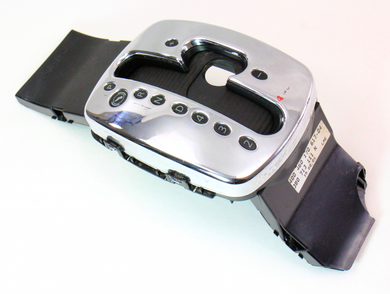 Tiptronic Shifter Shift Trim Gear Selector Slider 98 05 Vw