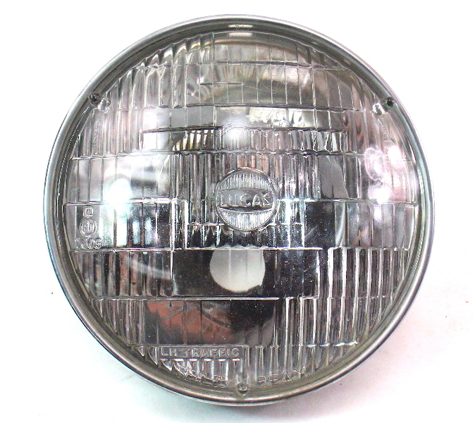 outer head light lamp   mercedes  genuine