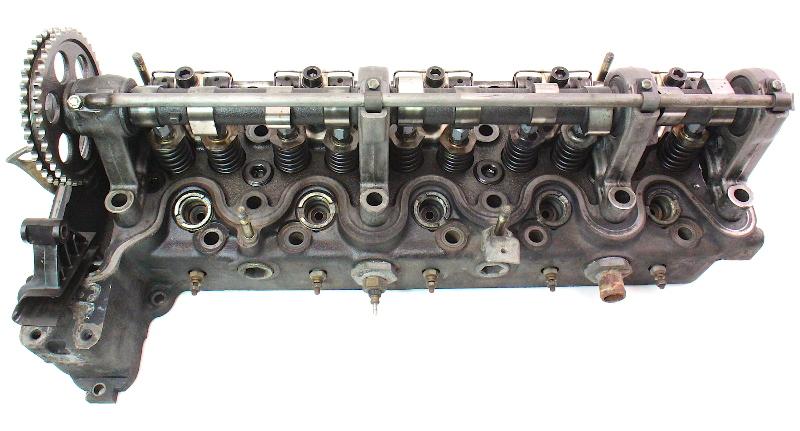 Mercedes Diesel Cylinder Head Om617 W123 W126 300d