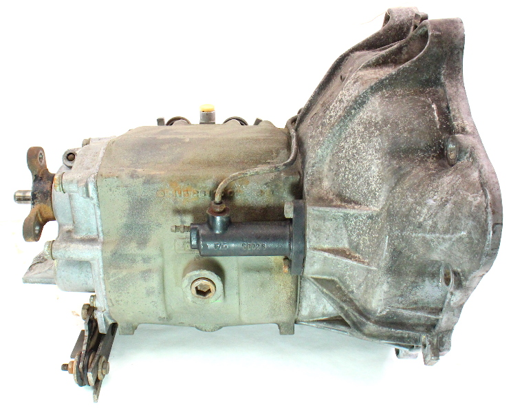4 Speed Manual Transmission Mercedes Vickers VT-27-100 50-85-19-10 MK-GE-51