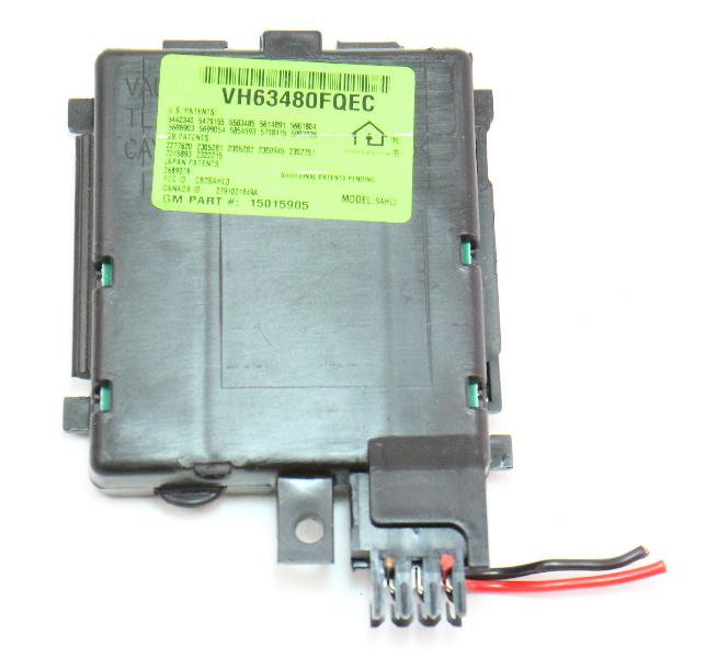 Homelink Sunvisor Sun Visor Module 98 05 Vw Passat B5