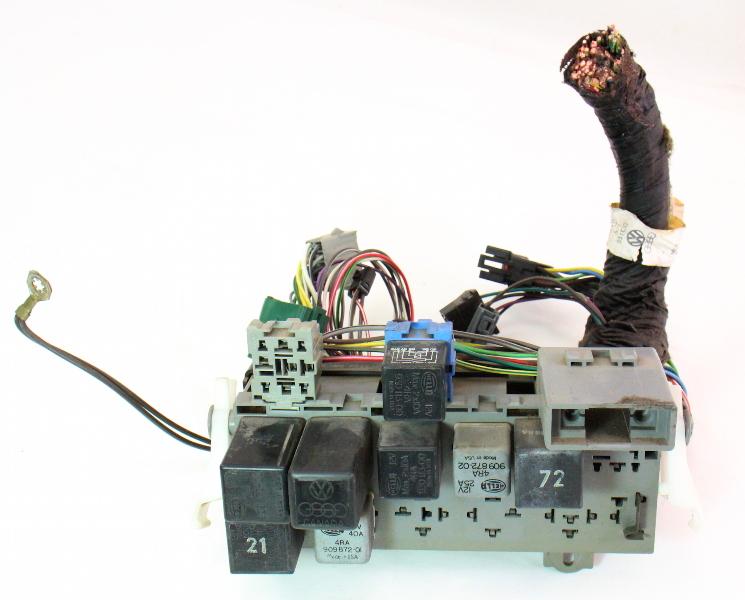 Mk1 Golf Fuse Box Problems : Dash fuse box block relays wiring vw golf gti mk