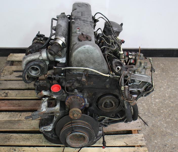 om617 951 mercedes turbo diesel complete engine block w126 w123 300d carparts4sale inc