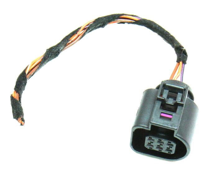 Yaw Sensor Wiring Harness Pigtail Plug 09 12 Audi A4 B8