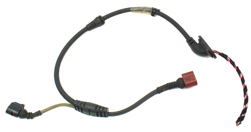 rear brake abs sensor wiring harness pigtail plug 09
